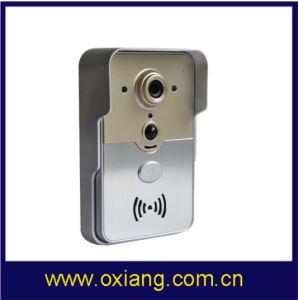 Factory Price Wireless Video Door Camera WiFi IP Door Phone and Wireless High Quality Doorbell pictures & photos