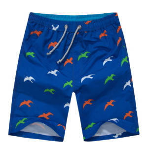 OEM Printing Men Shorts Designer Swimwear Shorts Beach Wear pictures & photos