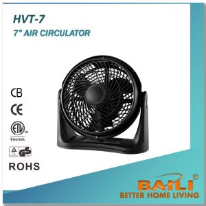 "Hot Selling 7"" Air Circulator Fan with 100% Copper Motor pictures & photos"