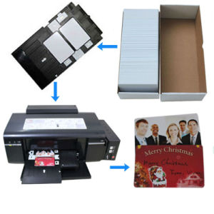 RFID Access Control Contactless Tk4100 PVC ID Smart Proximity Card pictures & photos