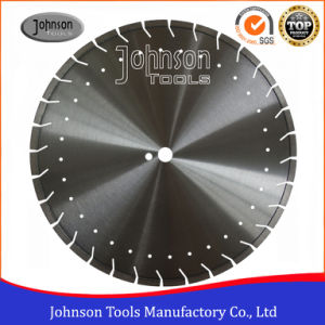 450mm Laser Welded Diamond Saw Blade for Cutting Reinforced Concrete pictures & photos