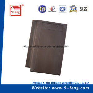 Clay Roof Tile Flat Roofing Tile Made in China Best Selling Construction Material pictures & photos