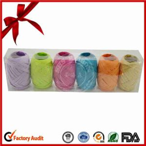 6 Sets Packaging Colorful Polyester Ribbon Egg pictures & photos