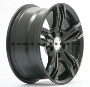 15 Inch Car Aluminum Wheels with PCD 5X100-120/4X100-114.3 pictures & photos
