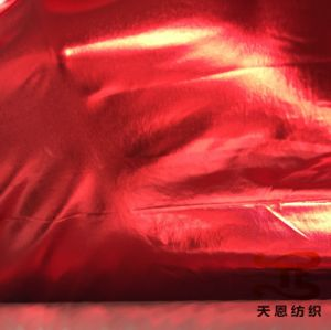 Gold Stamping Foiling Garment Fabric Foiling Stage Clothing Fabric pictures & photos