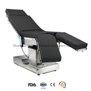 Factory Price of Medical X-ray Electro-Hydrauilc Operating Table (HFEOT2000) pictures & photos