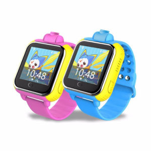 WCDMA WiFi GPS Location Sos Fence Kids Smart Watch for Android pictures & photos