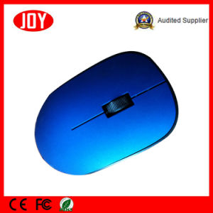 Mini Optical Wireless Mouse 2.4G Reliable 1600dpi Jo11 for Laptop pictures & photos