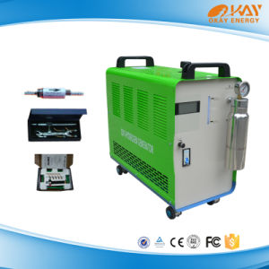 Oxyhydrogen Generator Welding Flame Generator with Water pictures & photos