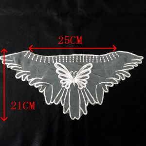 Apparel Neckline Embroidery Lace Collar pictures & photos