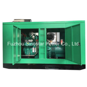 Silent Type Cummins Diesel Generator 110kw 138kVA with 6btaa5.9g2 Engine pictures & photos