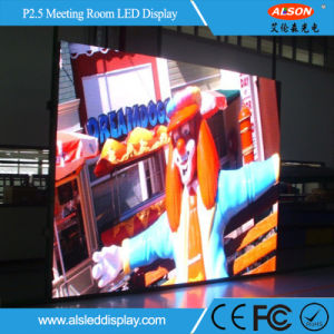 HD Indoor Full Color P2.5 LED Display Panel for Meeting Room pictures & photos