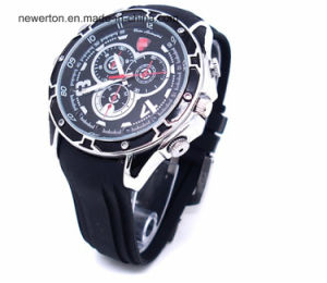 1920*1080P Cool Design S5 Irnight Vision Watch Camera Voice Control Mini DVR Recorder pictures & photos