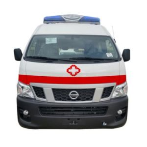 Nissan Urvan 350 High Roof at Diesel LHD Ambulance pictures & photos