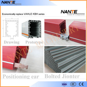 Nante New Design Hfpl56 Conductor Rail pictures & photos