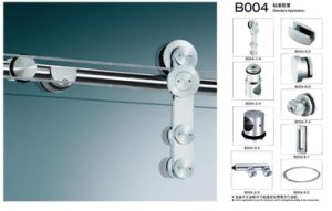 Frameless Shower Accessories for Shower Room as The Standard Application pictures & photos