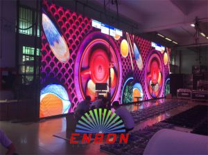 P5.95 Outdoor Mobile LED Display 500X1000mm Panel (rental type) pictures & photos