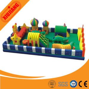 New Design Outdoor Inflatable Castle Slide for Kids Play pictures & photos