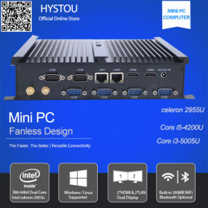 Industrial Tablet PC for Intel Celeron 2955u (android TV box) pictures & photos