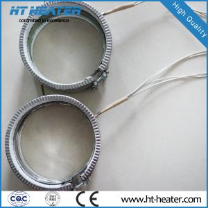 Stainless Steel Jacket Ceramic Band Heater for Heat Preservation pictures & photos
