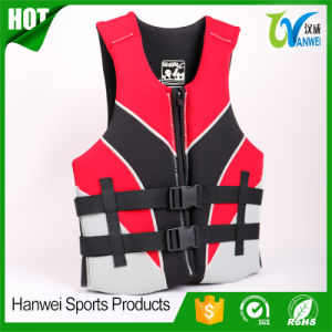 Customized EPE Foam Bouyant Neoprene Surfing Life Jacket (HW-LJ052) pictures & photos