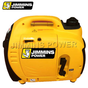 1kVA 2kVA 3kVA Home Use Super Silent Gasoline Invertor Generator Set 50Hz 60Hz pictures & photos