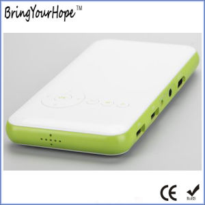Fashion Wi-Fi E-Share Airplay Mobile Mini Smart Projector in 1080P (XH-MSP-001) pictures & photos