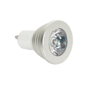 3W RGB LED Spotlight Light E27 GU10 MR16 pictures & photos