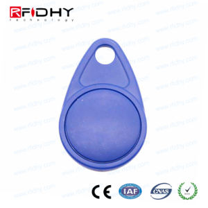 Tk4100 125kHz Low Frequency RFID Keyfob pictures & photos