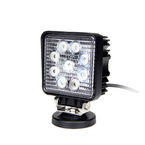 27W LED Driving Light for off Road Truck SUV ATV pictures & photos