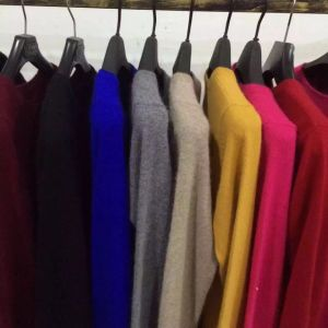 Women′s Sweater Cashmere Wool Sweater Fashion Pullover pictures & photos