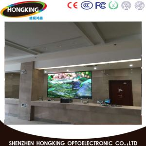 Various Styles P7.62 Indoor Full Color LED Display pictures & photos