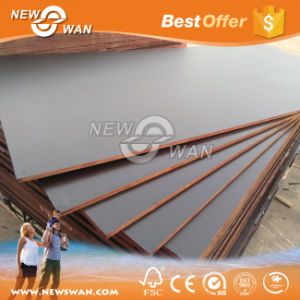 1220X2440mm Brown Film Faced Plywood (Construction Plywood) pictures & photos