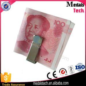Free Design Cost 3D Dollar Shape Cheap Money Clip pictures & photos