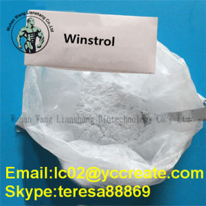 Oral Steroid Anti Estrogen Stanazol/Stanozolol Winstrol 25mg/Ml for Bodybuilding pictures & photos