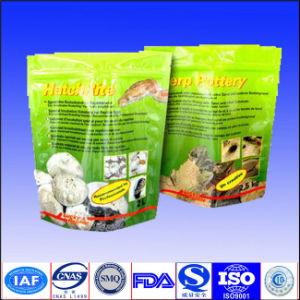 Customized Stand up Zipper Plastic Aluminum Bag pictures & photos