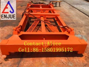 Semi-Automatic Container Lifting Spreader Price Container Lifting Frames pictures & photos