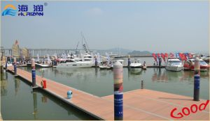 Popular Galvanized Steel Boat Gangway Ladder Made in China pictures & photos
