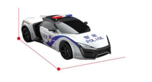 R/C Deformation Lakein Police Car (License) Car Toy pictures & photos