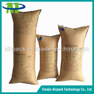 Kraft Paper and PP Woven Dunnage Air Bag for Transport pictures & photos
