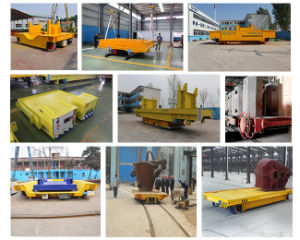 Melton Steel Transporter Ladle Transfer Table pictures & photos