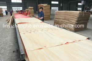 Plywood Core Veneer Forming Machine pictures & photos