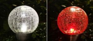 RGB Colorful Solar Garden Light Solar Lawn Light pictures & photos