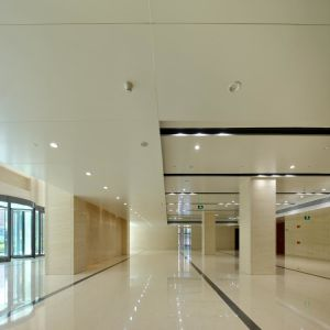 Soundproof Interior & Exterior Use Aluminum Honeycomb Ceiling Panel pictures & photos