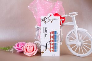 Fashionable Temporary Water Transfer Nail Sticker Art Nail Sticker pictures & photos