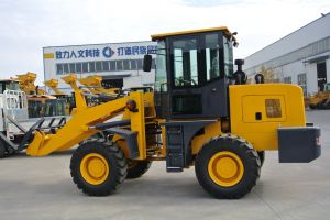 Construction Machine Gem930 2ton Front End Wheel Loader for Sale pictures & photos