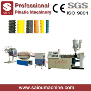 Plastic Spiral Pipe Production Machines, Plastic Spiral Pipe Making Machine pictures & photos