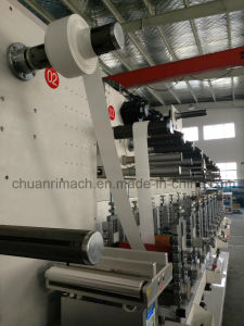 Non-Adhesive Label, Metal Foil, Bubble Cotton, Protection Film, High Precision, Rotary Die Cutting Machine pictures & photos
