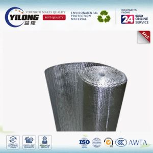 Heat Reflective Aluminum Foil PE Bubble Insulation pictures & photos