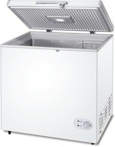 DC energy Saving Chest Freezer pictures & photos